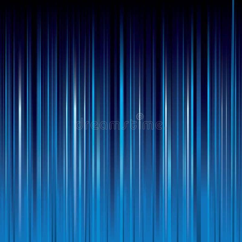 Fond abstrait de pistes verticales illustration stock