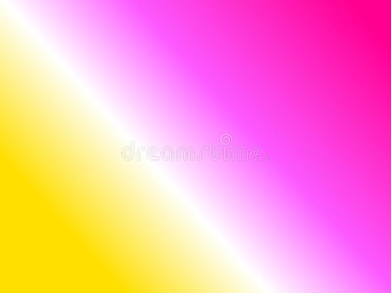 Fond abstrait de rayons de couleur illustration libre de droits