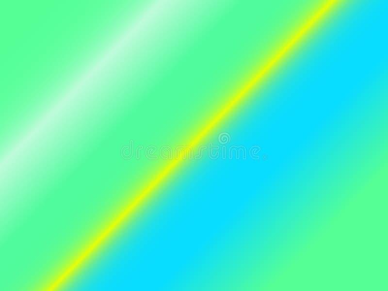 Fond abstrait de rayons de couleur illustration de vecteur