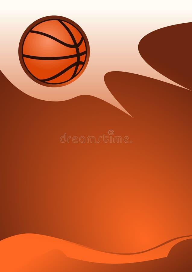 Fond abstrait de sport illustration libre de droits