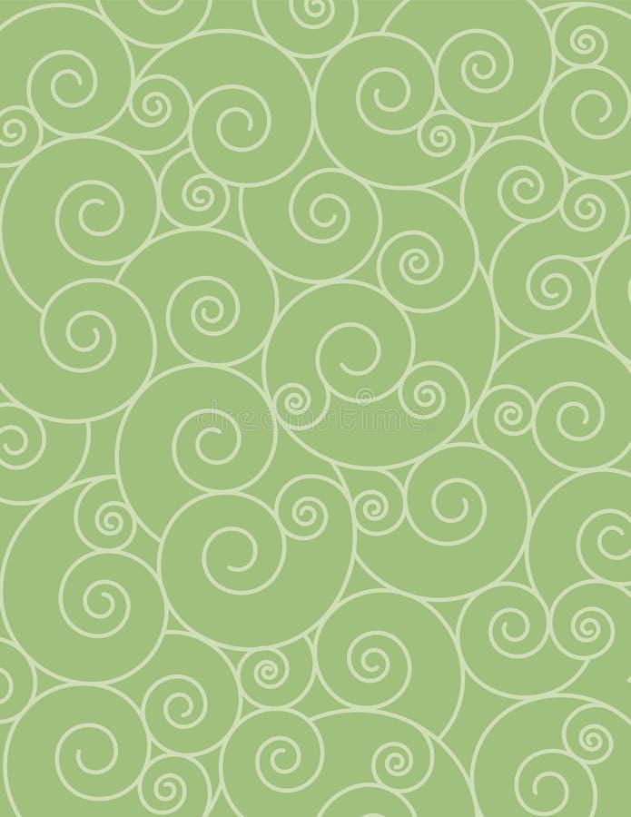 Fond abstrait de Swirly photographie stock libre de droits