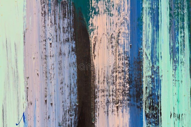 Fond abstrait de texture de peinture images stock