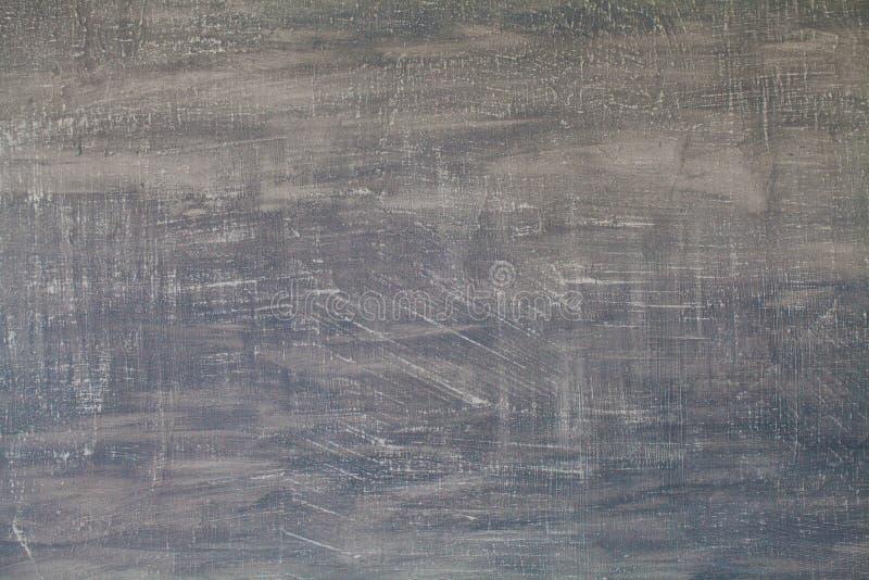 Fond abstrait de texture de plâtre de mur en béton Bannière grise de couleur photos libres de droits