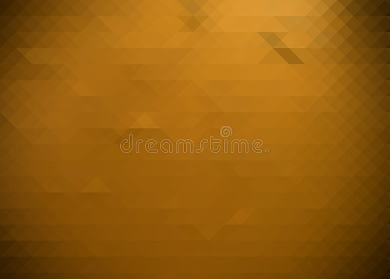Fond abstrait de triangles illustration stock