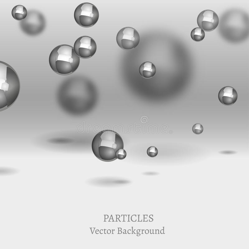Fond abstrait de vecteur illustration de vecteur