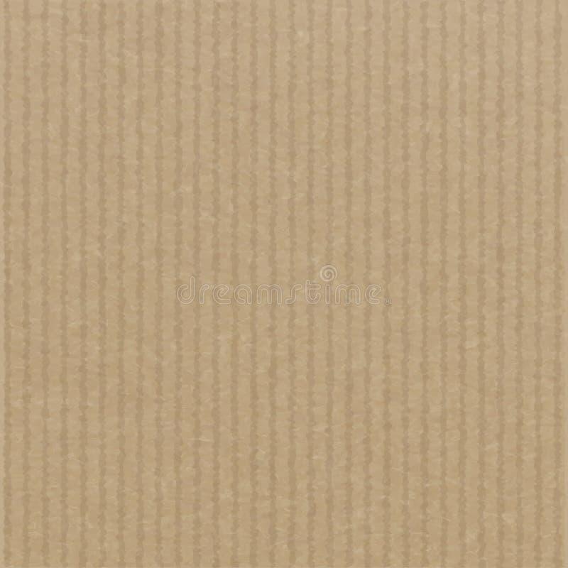 Fond abstrait de vecteur de texture de carton Fpr de contexte votre conception illustration libre de droits