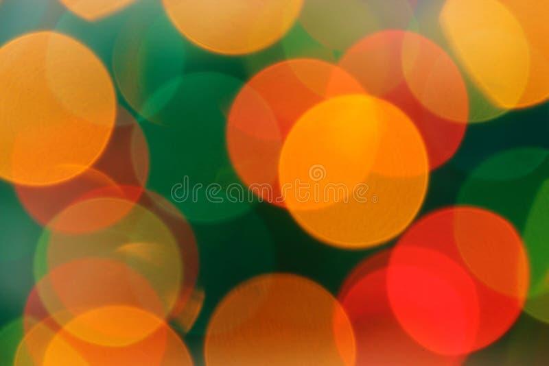 Fond abstrait des cercles multicolores photographie stock