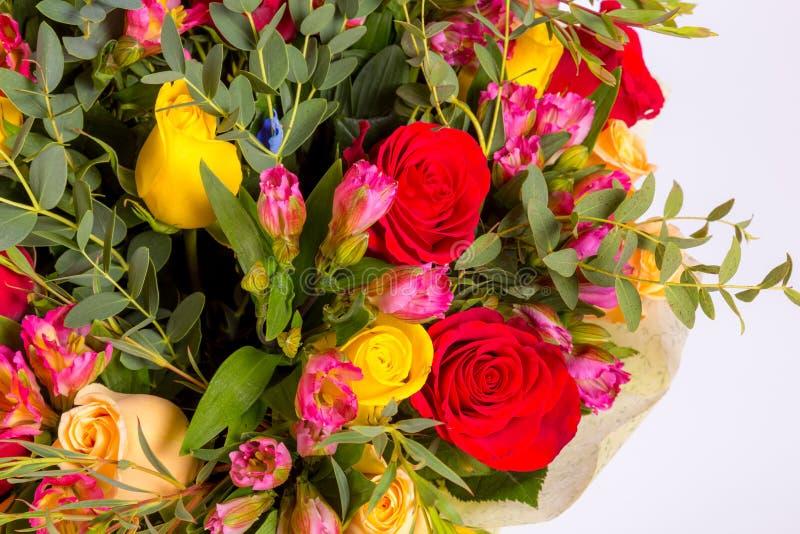 Download Fond Abstrait Des Fleurs Plan Rapproché Photo stock - Image du coloré, roman: 45366068