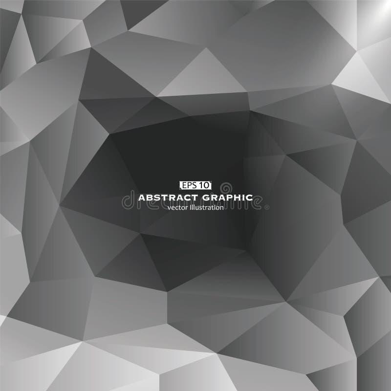 Fond abstrait des modèles géométriques illustration de vecteur