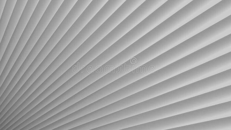 Fond abstrait des rayons illustration stock