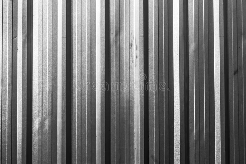 Fond abstrait en métal de zinc images libres de droits