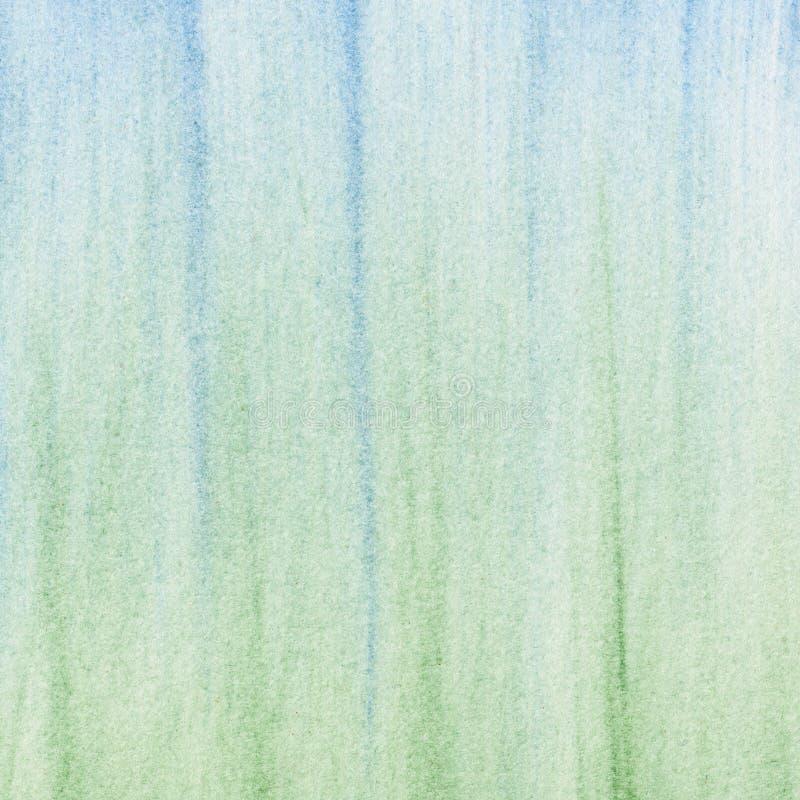Fond abstrait en pastel vert-bleu photographie stock libre de droits