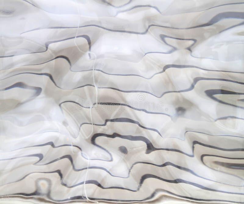 Fond abstrait en verre de lignes et de formes photo libre de droits