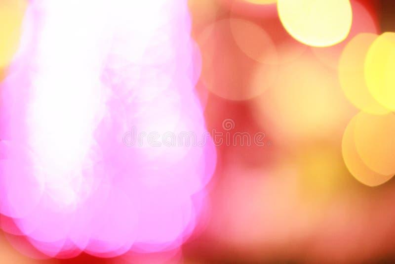 Fond abstrait et coloré de tache floue de vintage image stock