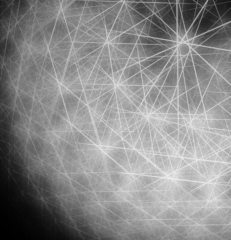 Fond abstrait - feux d'artifice illustration de vecteur