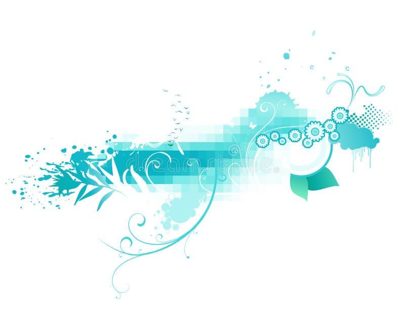 Download Fond abstrait génial illustration de vecteur. Illustration du dessin - 8671852