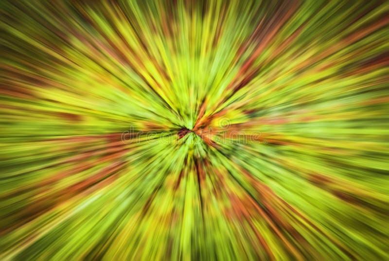 Fond abstrait hypnotique psych?d?lique images stock
