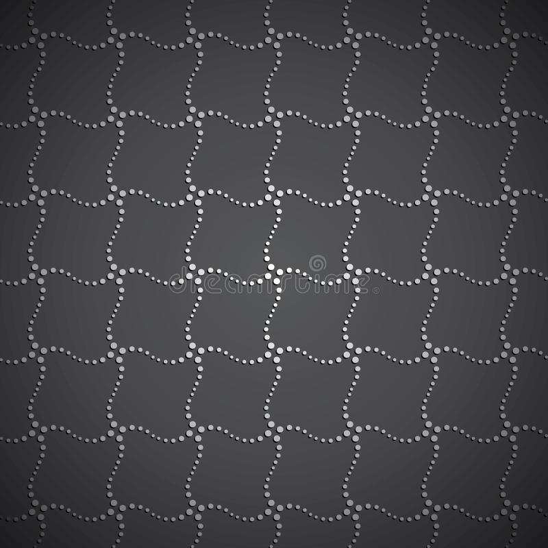fond abstrait Noir-gris, wallpape r illustration stock
