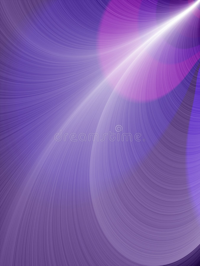 Fond abstrait ondulé rose illustration stock