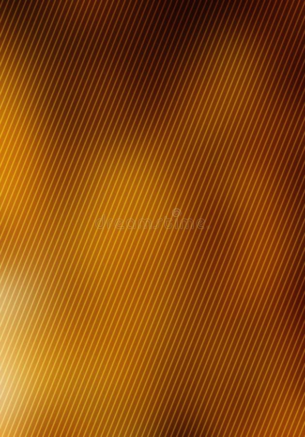 Fond abstrait orange image stock