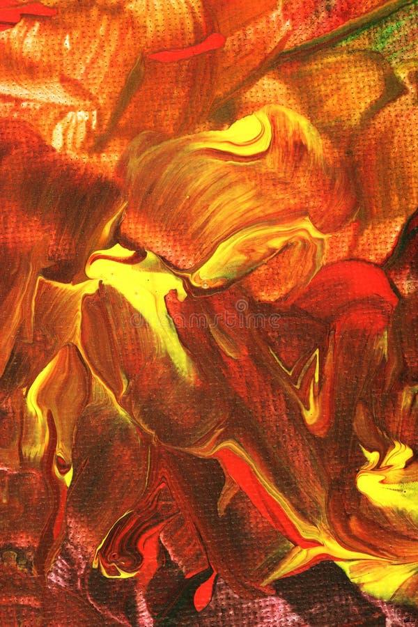 Fond abstrait peint photos stock