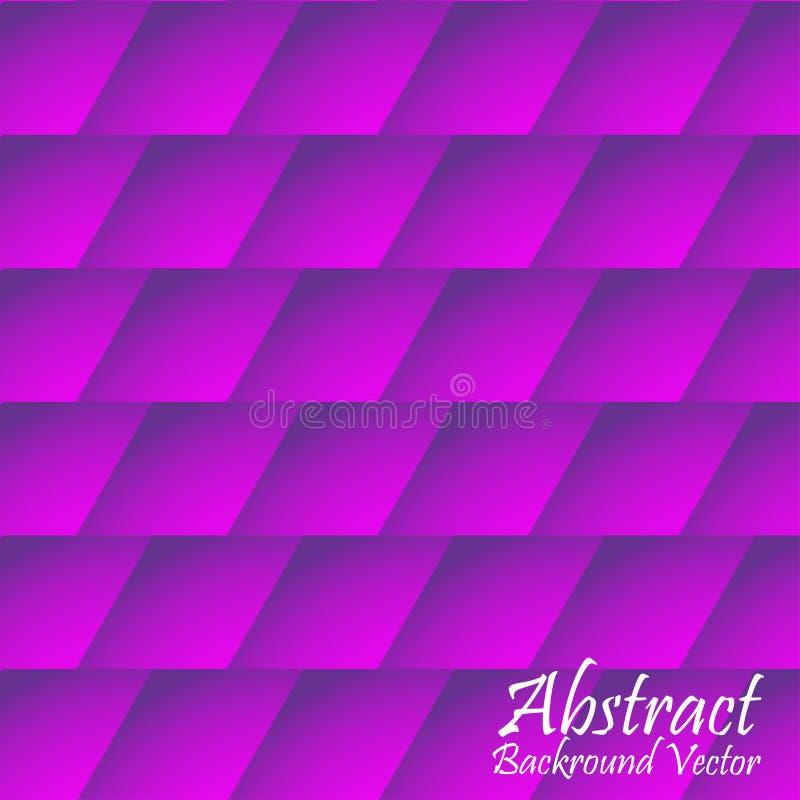 Fond abstrait pour la conception Illustration abstraite de vecteur de fond images libres de droits
