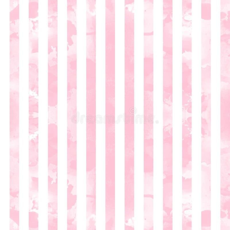 Fond abstrait rayé Illustration de vecteur Rétro pistes illustration de vecteur