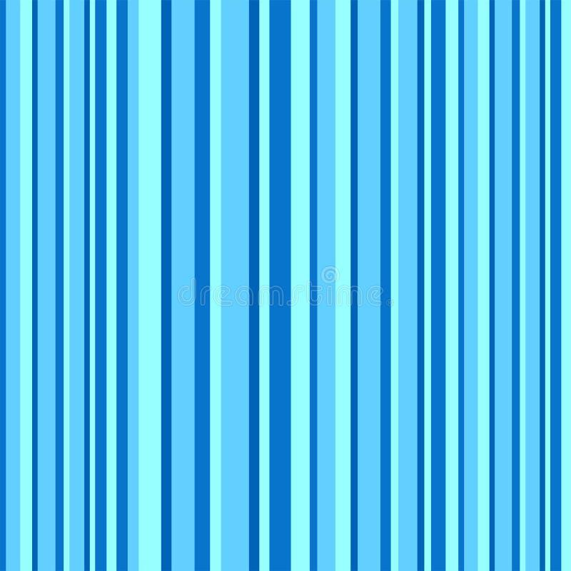 Fond abstrait ray? color?, rayures variables de largeur illustration de vecteur