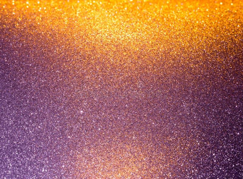 Fond abstrait rempli de scintillement pourpre brillant photographie stock libre de droits