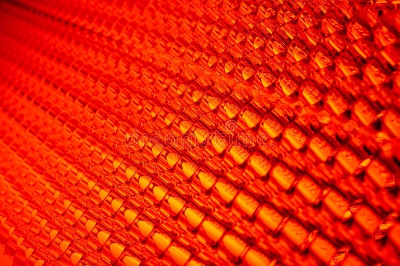 Fond abstrait rouge image libre de droits