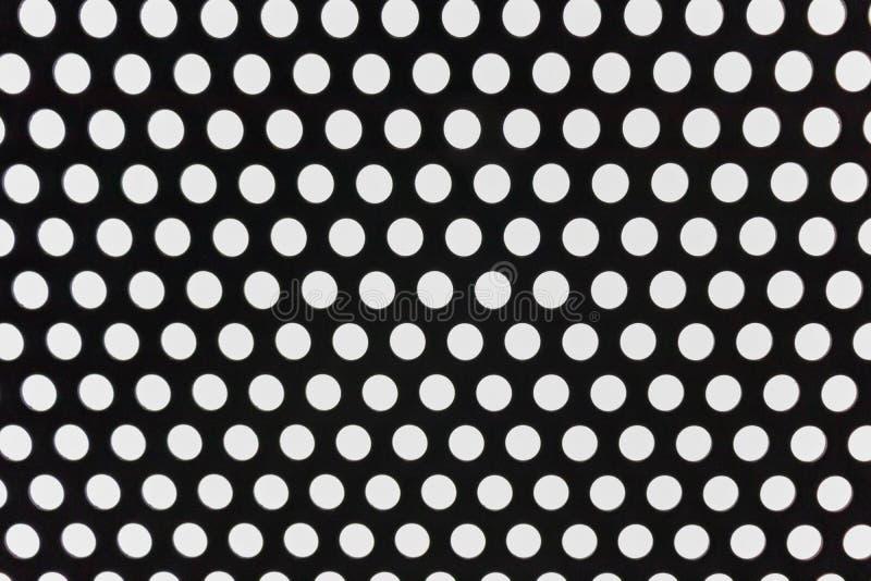 Fond adoré noir et blanc d'abrégé sur architecture image libre de droits