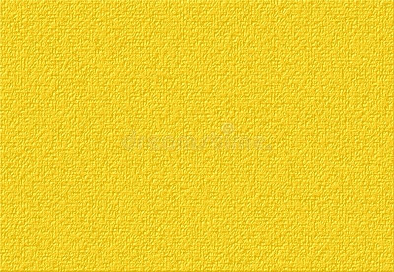 Fond approximatif de toile inégale de couleur de mangue photographie stock libre de droits