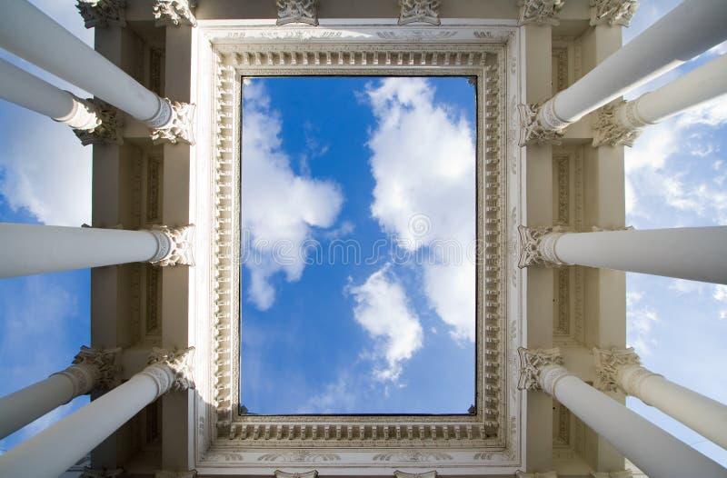 Fond architectural photo libre de droits