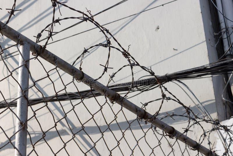 Fond au sujet des problèmes sociaux de l'immigration illégale photo libre de droits