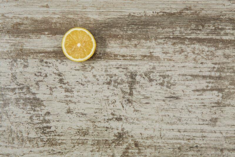 Fond avec des citrons photo stock