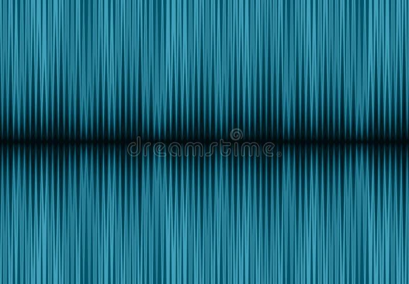 Fond avec l'onde sonore illustration de vecteur
