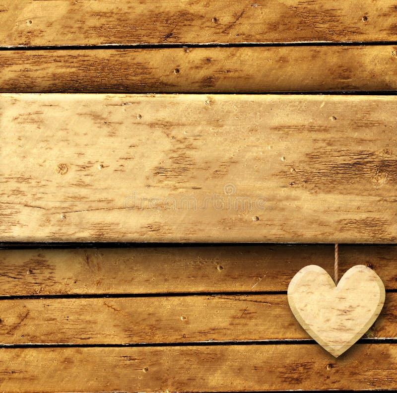 Fond avec la texture de vieux conseils en bois images stock