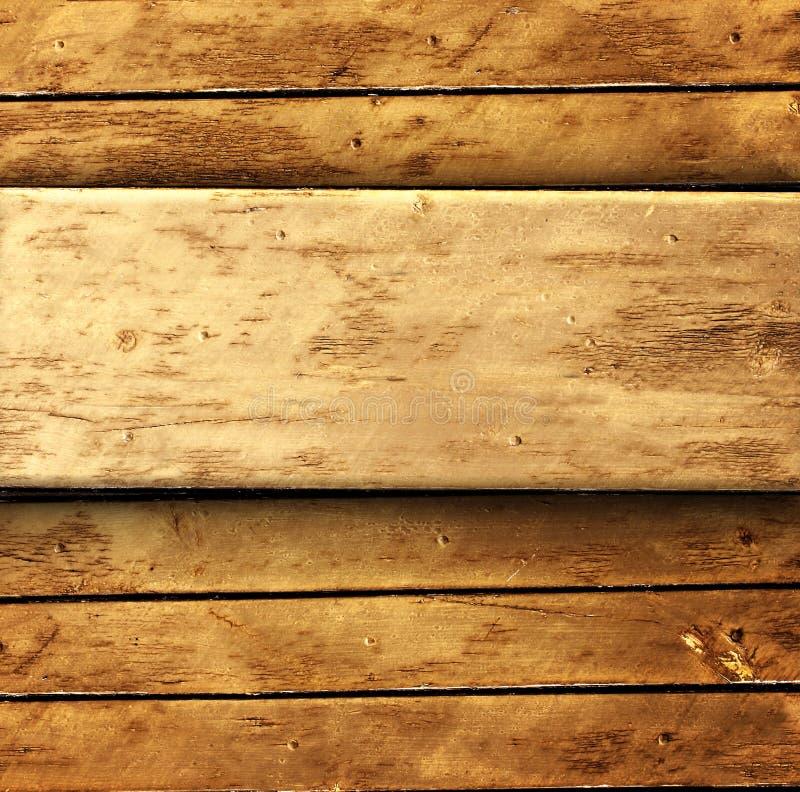 Fond avec la texture de vieux conseils en bois images libres de droits