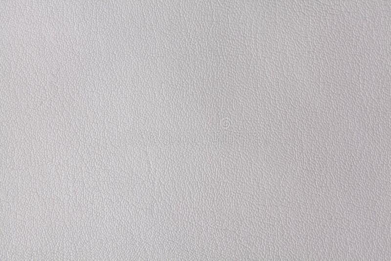 Fond avec la texture du cuir gris photos libres de droits