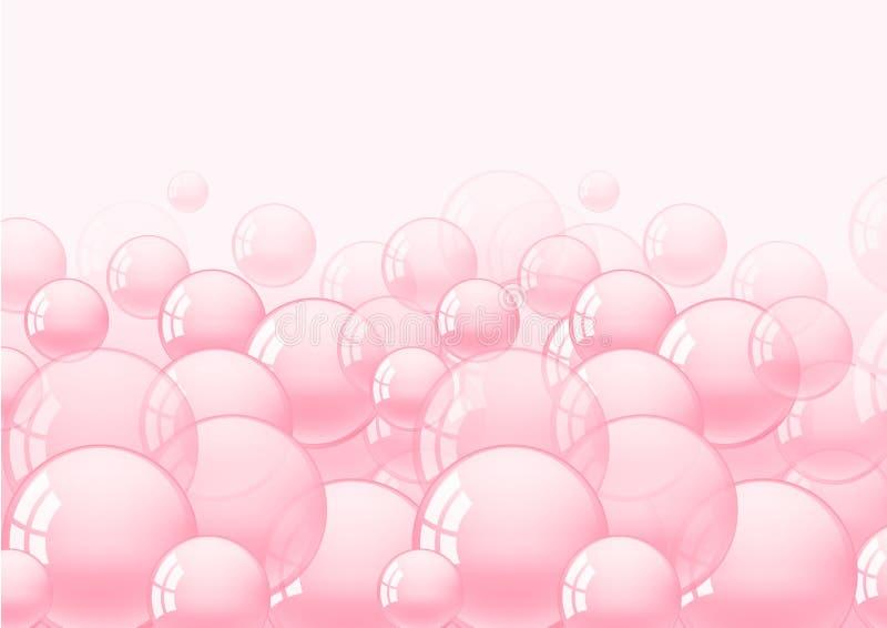 Fond avec le bubble-gum photo libre de droits