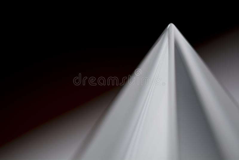 Fond avec le dessus de la pyramide photo libre de droits