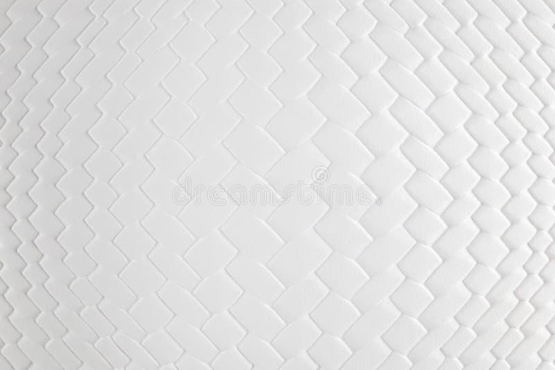 Fond avec le matériel en osier blanc, fin image de photo vers le haut d'†« image stock