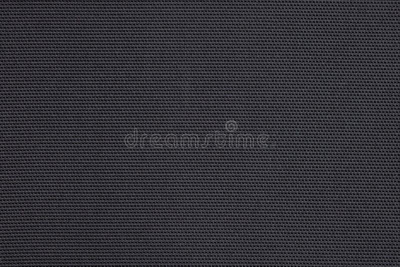 Fond avec le matériel noir, fin image de photo vers le haut d'†« images stock