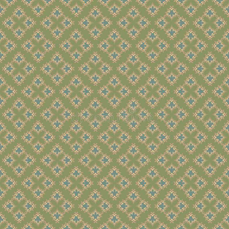 Download Fond Avec Le Modèle Abstrait De Losange Illustration de Vecteur - Illustration du décoratif, seamless: 76081989