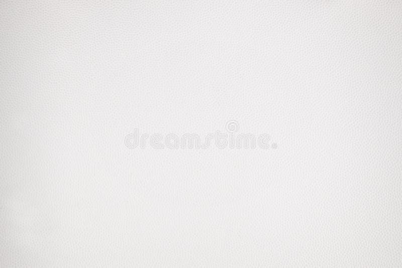 Fond avec le similicuir blanc, fin image de photo vers le haut d'†« photographie stock