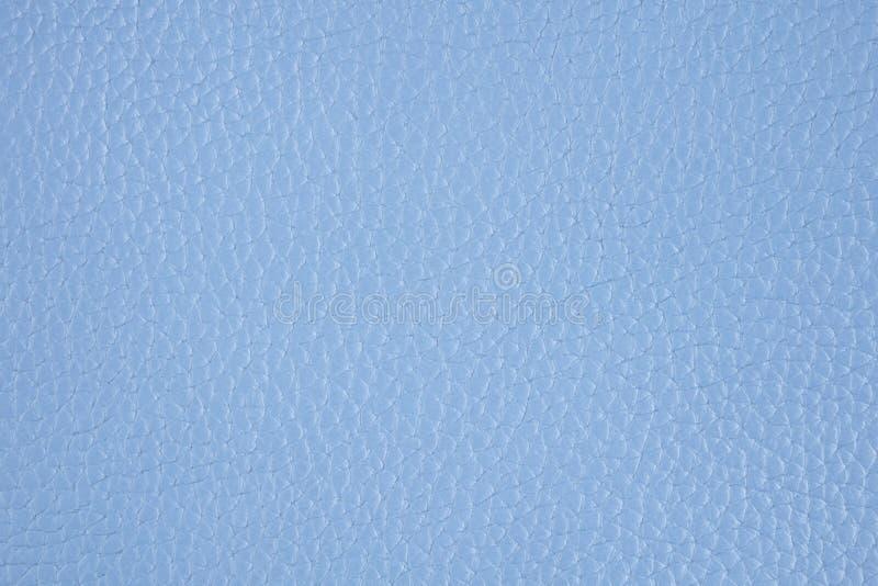 Fond avec le similicuir de bleu de ciel, fin image de photo vers le haut d'†« image libre de droits