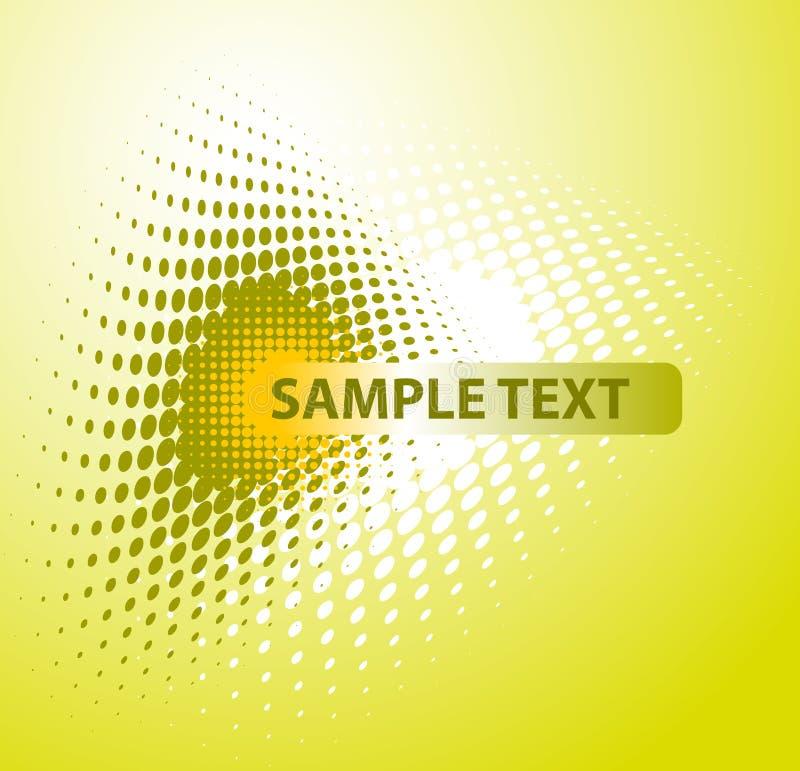 Fond avec le texte-espace illustration libre de droits