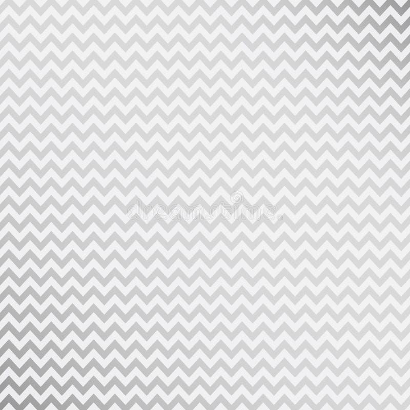 Fond avec les vagues grises de gradient illustration libre de droits