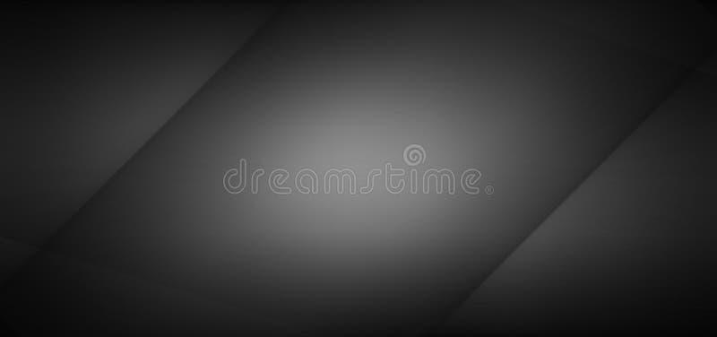 Fond balayé d'obscurité de texture en métal illustration libre de droits
