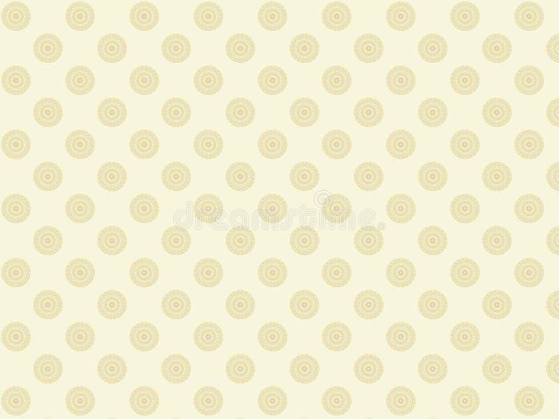 Fond beige illustration libre de droits